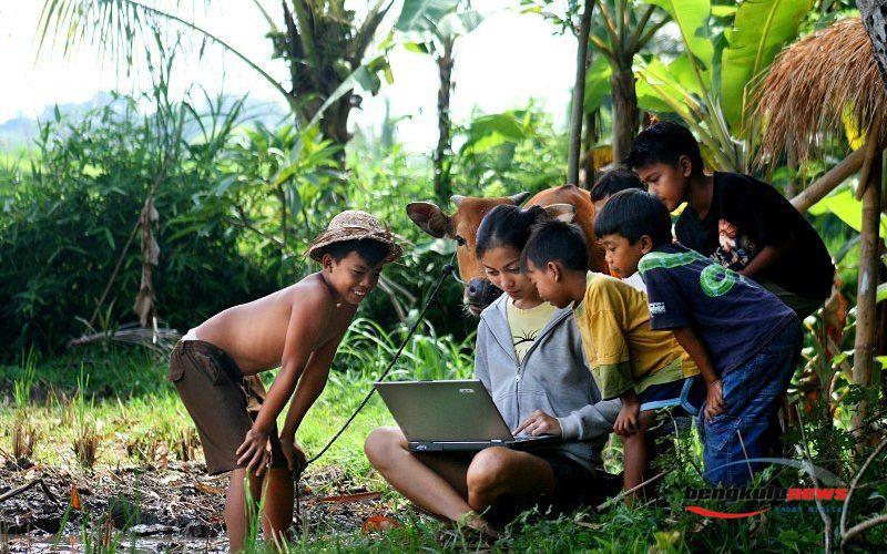Internet Desa Mandiri